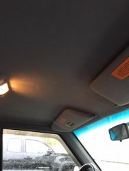 1998 jeep headliner